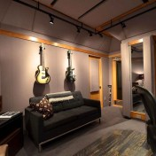 Private Music Studio At Home With High Plavon