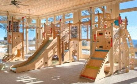 Rhapsody Indoor Playsets