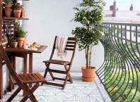 Small But Neat Balcony Ideas Cozy Small Balcony Decor Ideas