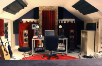 Studio Accessory for Private Music Studio at Home