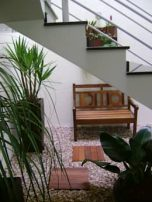 Take Advantage Of Bottom Appliances for Beautiful and Charming Indoor Garden Designs