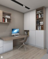 Unique And Comfortable Home Office Design Ideas (107)