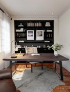 Unique And Comfortable Home Office Design Ideas (18)