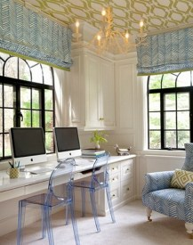Unique And Comfortable Home Office Design Ideas (2)
