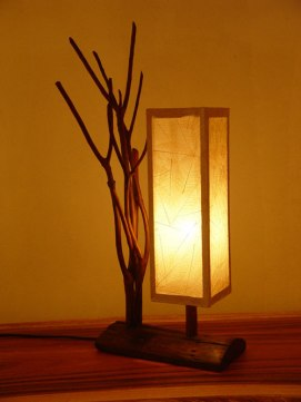 Use Box Lights for Korean Style Bedroom