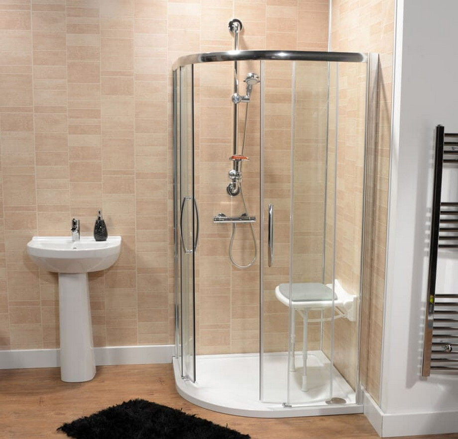 Walk In Showers For Seniors With Chair  ArchitectureIn