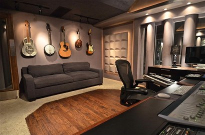 Build A Music Studio At Home