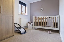 Fixtures And Beds Made With Decomposed Materials for Creative Ideas for a Beautiful and Unique Baby Room Design