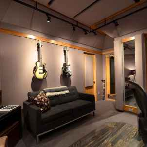 High Plavon for Private Music Studio at Home
