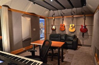 How To Make A Mini Music Studio At Home