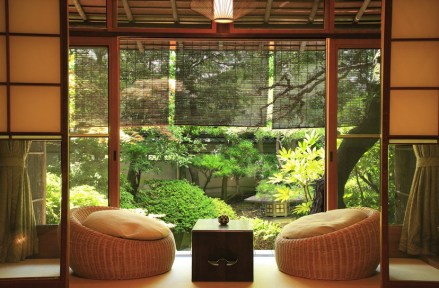 Take advantage of Yard as a Private Garden for Natural Style Home