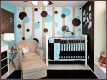 Polkadot Party for Creative Ideas for a Beautiful and Unique Baby Room Design