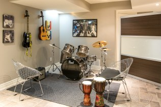 Room Harmony for Private Music Studio at Home