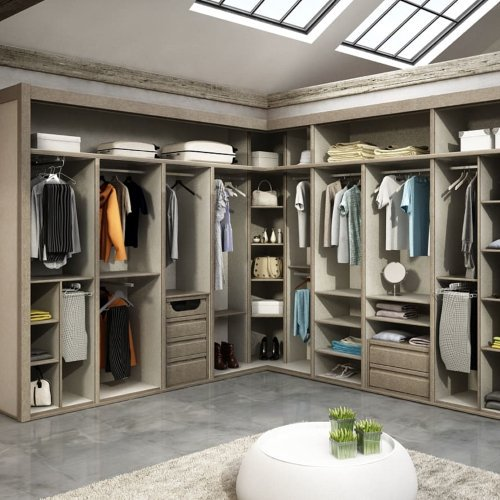 Wardrobe for Awesome Ideas to Turning Attic into a Nice Room