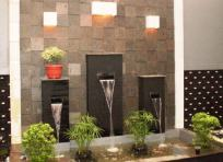 Waterfall for Awesome Tips for Placing a Fish Pond in the Family Room