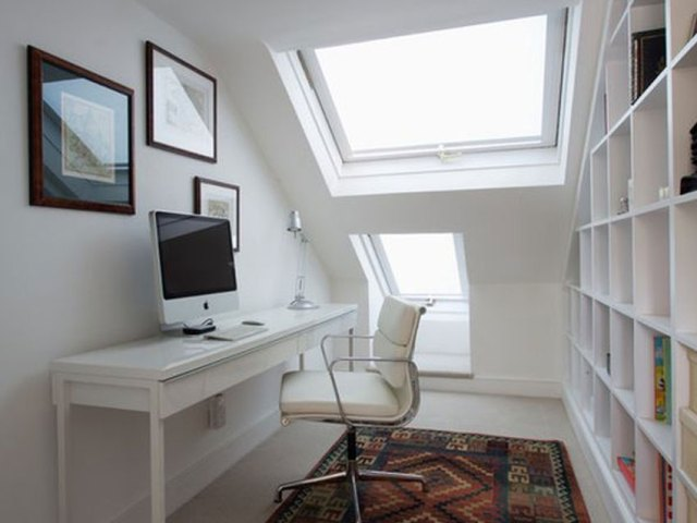 Workspace for Awesome Ideas to Turning Attic into a Nice Room