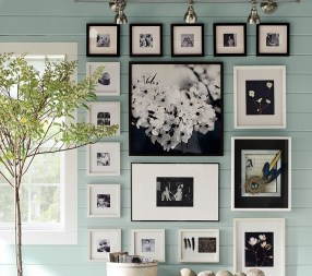 Arrange Down for Inspiration Wall Gallery for Exciting Living Room