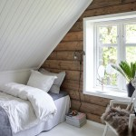 Attic Bedroom Design And Décor Minimalist Furniture