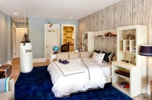 Bedroom Ideas For Teenage Boys Decorated In Sports Themes