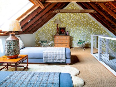 Children Bedroom Attic