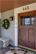 Front Rustic House Ideas