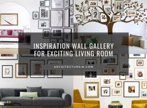 Inspiration Wall Gallery For Exciting Living Room