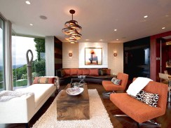 Light Color for The Right Lighting Tips for the Living Room