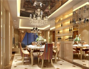 Luxury Dining Room Designs