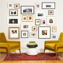 Many Size Frame In Wall Gallery
