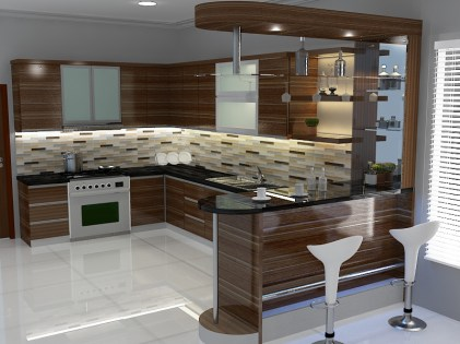 Mediterranean for Inspiration of Mini Bar Concept in Home