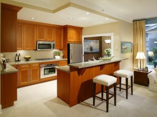 Minimalist Color Balance Kitchen Design Ideas And Decorating