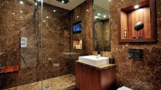 Natural Stone Bathroom