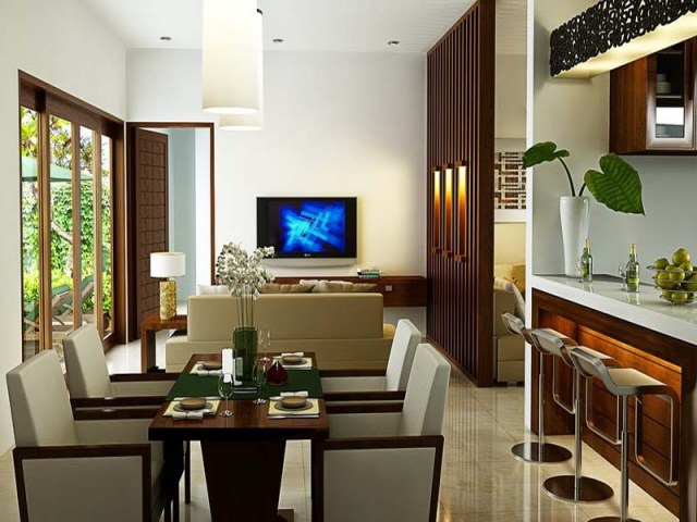 Practical and Modern for Inspiration of Mini Bar Concept in Home
