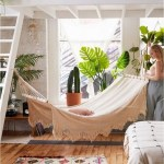 Relaxing Space With Hammok