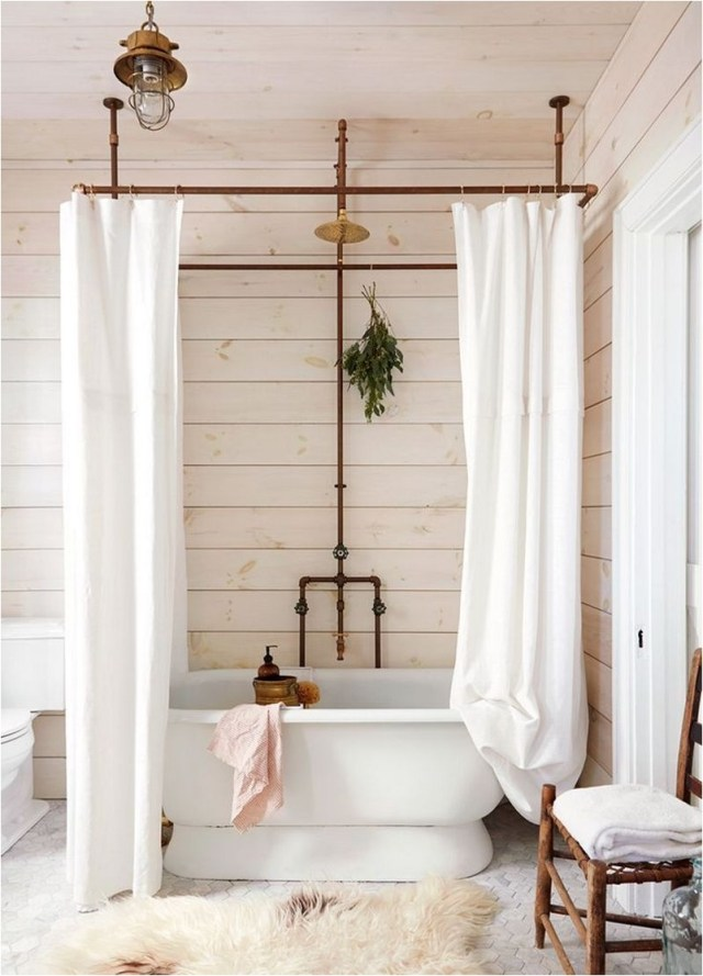 Rustic Bathroom Decor