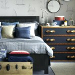 Small Bedroom Ideas For Teen Boys With Unique Storage Cabinets
