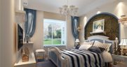 Spanish Style for Comfortable Mediterranean Style Bedroom