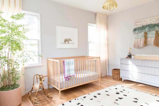 Window for The Right Lighting Idea for Baby Rooms