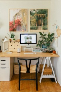 Workspace Table In Home Ideas