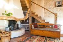 Old Style for Rustic-style Luxury House Design