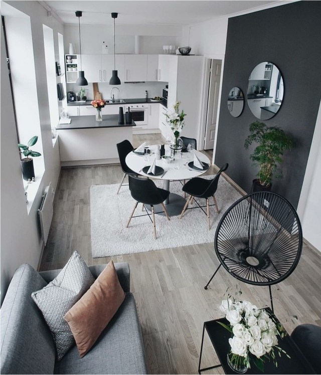 Small Apartment Color Ideas