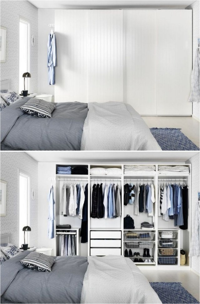 Wardrobe For Minimalist Bedroom