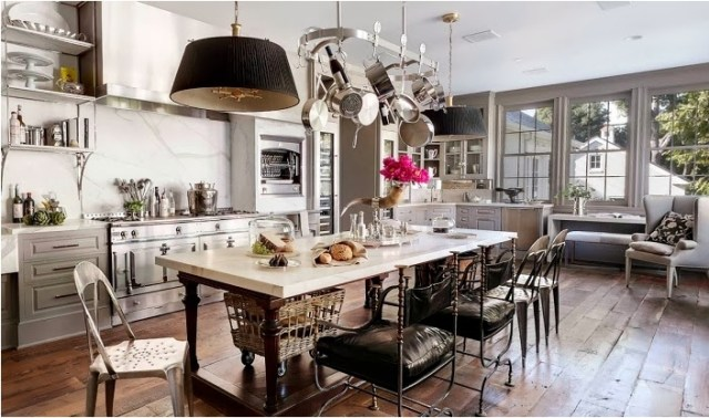 A Fairy Tale Kitchen For Luxury And Classy Kitchen Design Inspiration