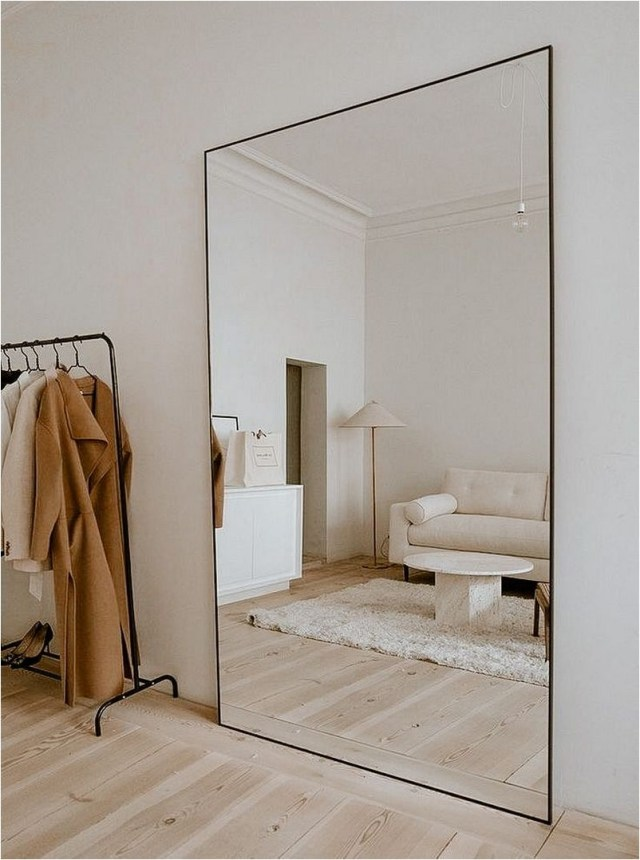 Large Mirror Decorations For Small Bedroom