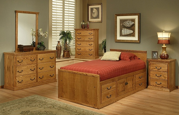 Multifunctional for Wooden Furniture in Your Bedroom