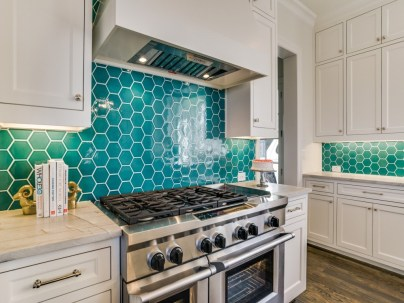 Beautiful Character for Awesome Backsplash Designs