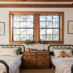 Wooden Sills for Unique and Inspiring Bedroom Window Sills