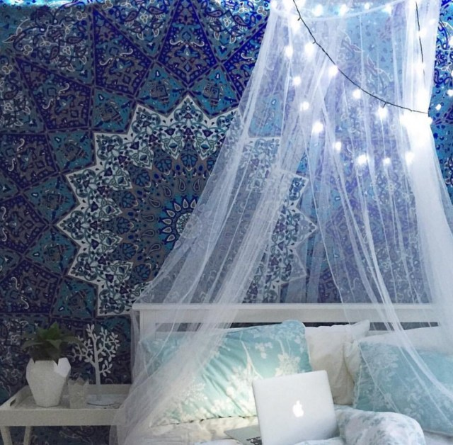 Decorative Lamp for Cool Bedroom Decorations for College Student