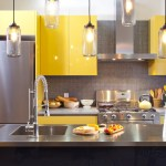 Favorite Color for Change the 2x3 Meters Sized Small Kitchen