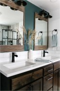 Industrial Vanity Mirror Ideas